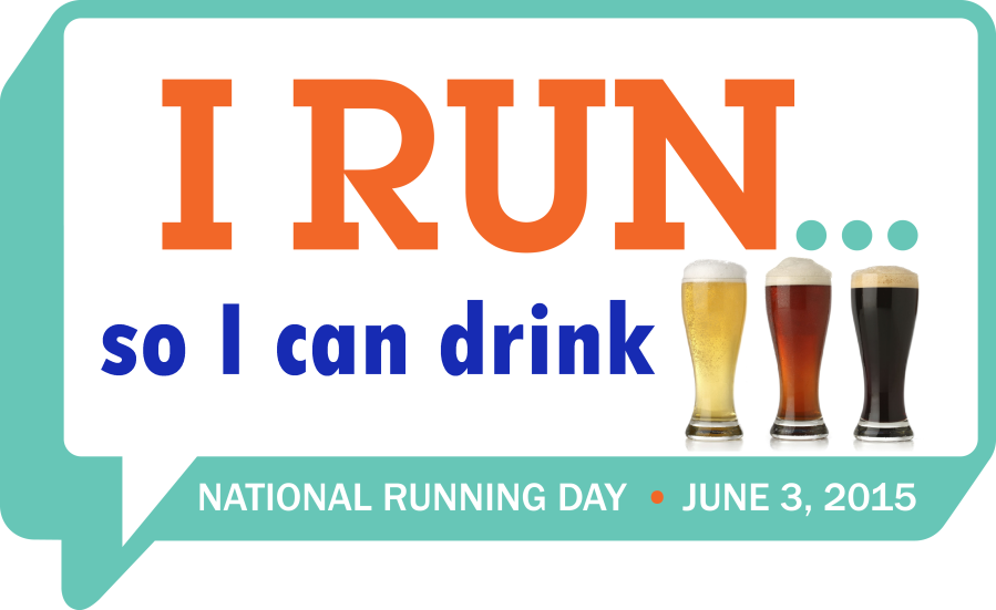 Beer is as good a reason to run as any.