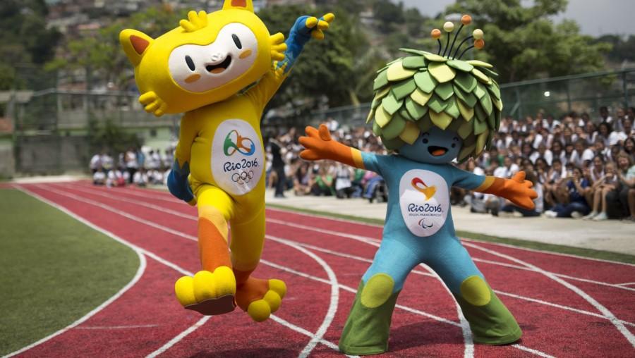 Brazil Rio 2016 Mascots Named