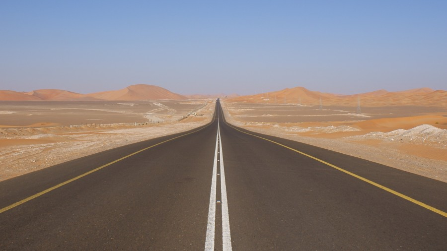 long road1